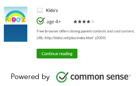 Educational resources: Kid-safe browsers and search sites