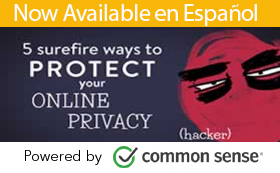Online safety: 5 surefire ways to protect your online privacy