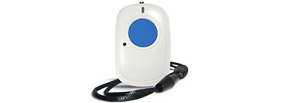 Homelife care device automatic fall detection pendant