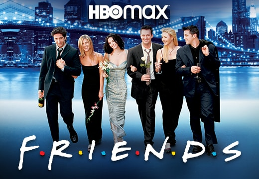 HBO premium channels featuring friends